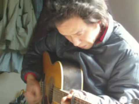 Blind Willie McTell (Bob Dylan) covered by Ogata Kazuhiko