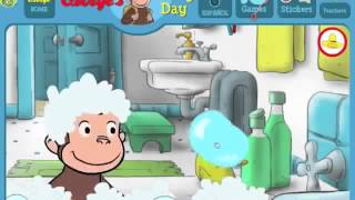 Curious George Full Episodes for Children George Curious Games for Kids Dora the Explorer