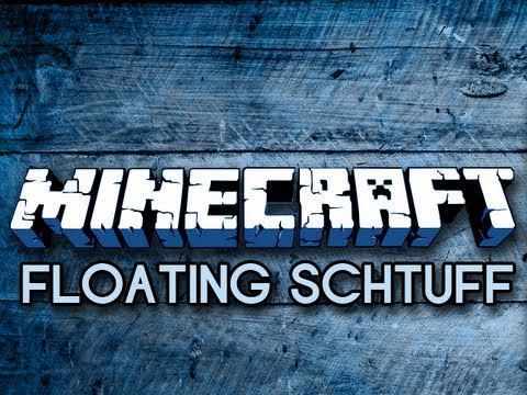 Minecraft: Floating Water, Lava, and Sand (MCEdit Demonstration)