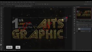 Make a photography logo using text in photoshop - Bangla Tutorial