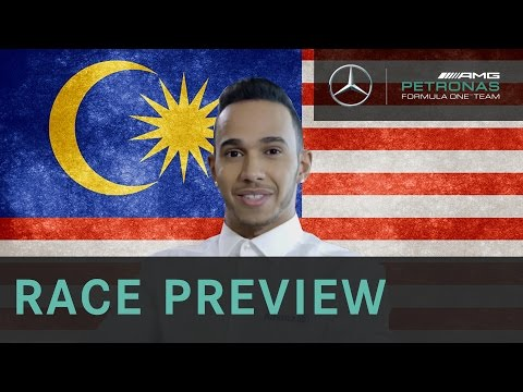 Lewis Hamilton 2015 Malaysia Grand Prix Race Preview, with Allianz