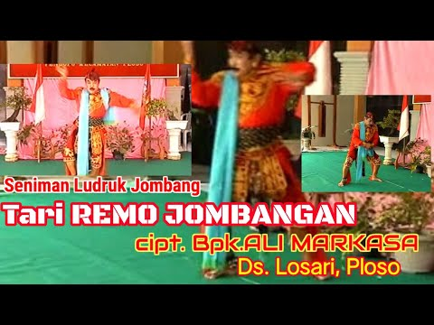 Tari Remo Jombangan video