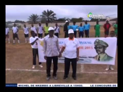 RTG \ Caravane medicale pour les populations de Mvoung initiée par la ministre Noel Nelson Messone