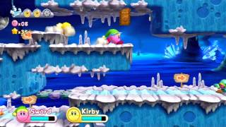 Those LP Boys - Kirby's Return to Dreamland