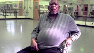 Desire & Discipline: Charles Augins, Dance Department Chair, Duke Ellington School of the Arts