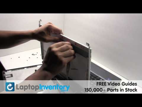 Acer Aspire LCD Replacement Fix Install Guide 5532 5332 5516 5517