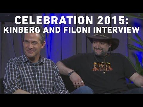 Simon Kinberg and Dave Filoni Interview with StarWars.com | Star Wars Celebration Anaheim