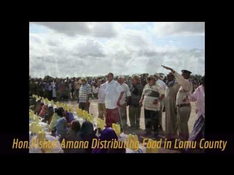 Rishad Amana for Lamu MP 2013.