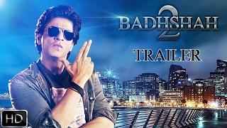 BADSHAH 2 Trailer  -Shahrukh Khan, Urvashi Rautela, Deepika Padukone , Aditya  2017 HD (RRT)