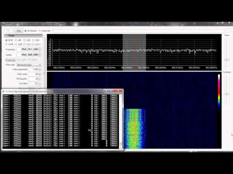 Decoding P25 with SDR#, DSD, and RTLSDR #2