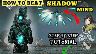Shadow Fight 3💯HOW to BEAT SHADOW MIND   All Tips & Tricks✔