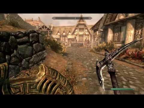 Skyrim Remastered Rising At Dawn