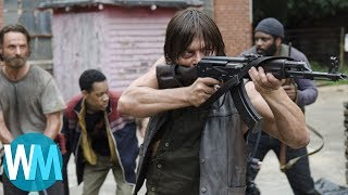 Top 10 Guns for Surviving the Zombie Apocalypse