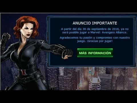 Marvel Avengers Alliance - How to defeat ULTRON with Black Panther (Season 2, Chapter 3, mission 5)