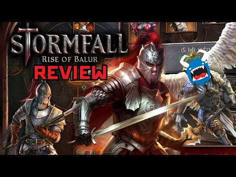 Stormfall: Rise of Balur - Mobile Game Review - Android & iOS