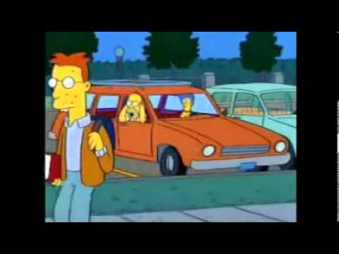 Homero Simpson - NERD...
