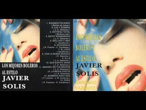 JAVIER SOLIS GRANDES EXITOS CD ENTERO
