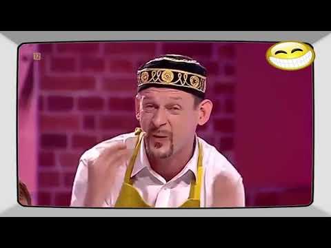 Kabaret Ani Mru Mru - Skecz Nasz Klient Nasz Pan