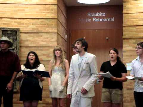 Could You- Daniel Merriweather A Cappella Music Videos