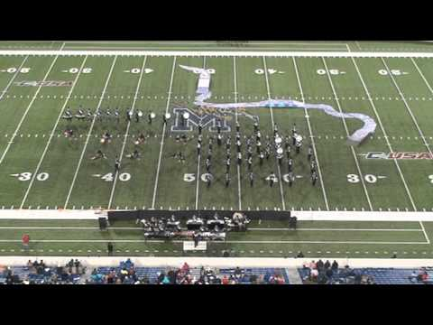 2012 McNairy Central High School Band (Selmer, TN)