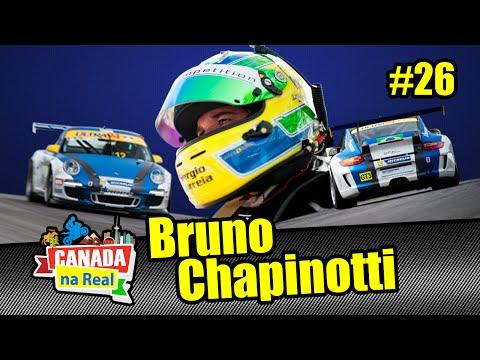 Piloto BRASILEIRO na GT3 Canadá | CANADA NA REAL