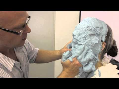 How to: Take a Face Cast