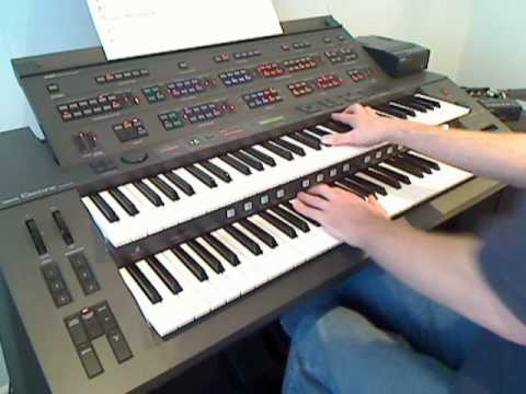 Titanic - My Heart Will Go On - Yamaha Electone HX-1