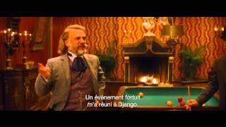 Django Unchained Trailer F, sous-titré en français