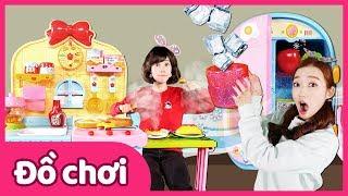 Tủ lạnh đá | Carrie và những người bạn đồ chơi | CarrieTV VietNam