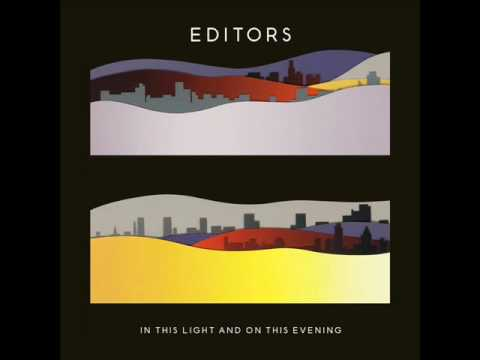 Editors - The Boxer