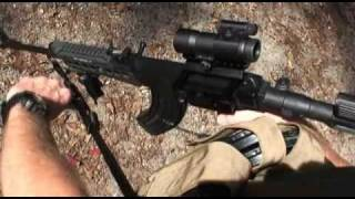 vz.58 - Tactical Response Fighting Rifle course