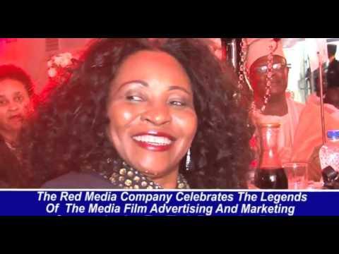RED MEDIA AFRICA HONOURS LEGENDS OF AFRICA MEDIA