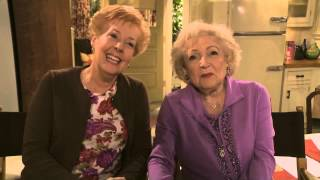 Hot in Cleveland: Betty White and Georgia Engel Together Again