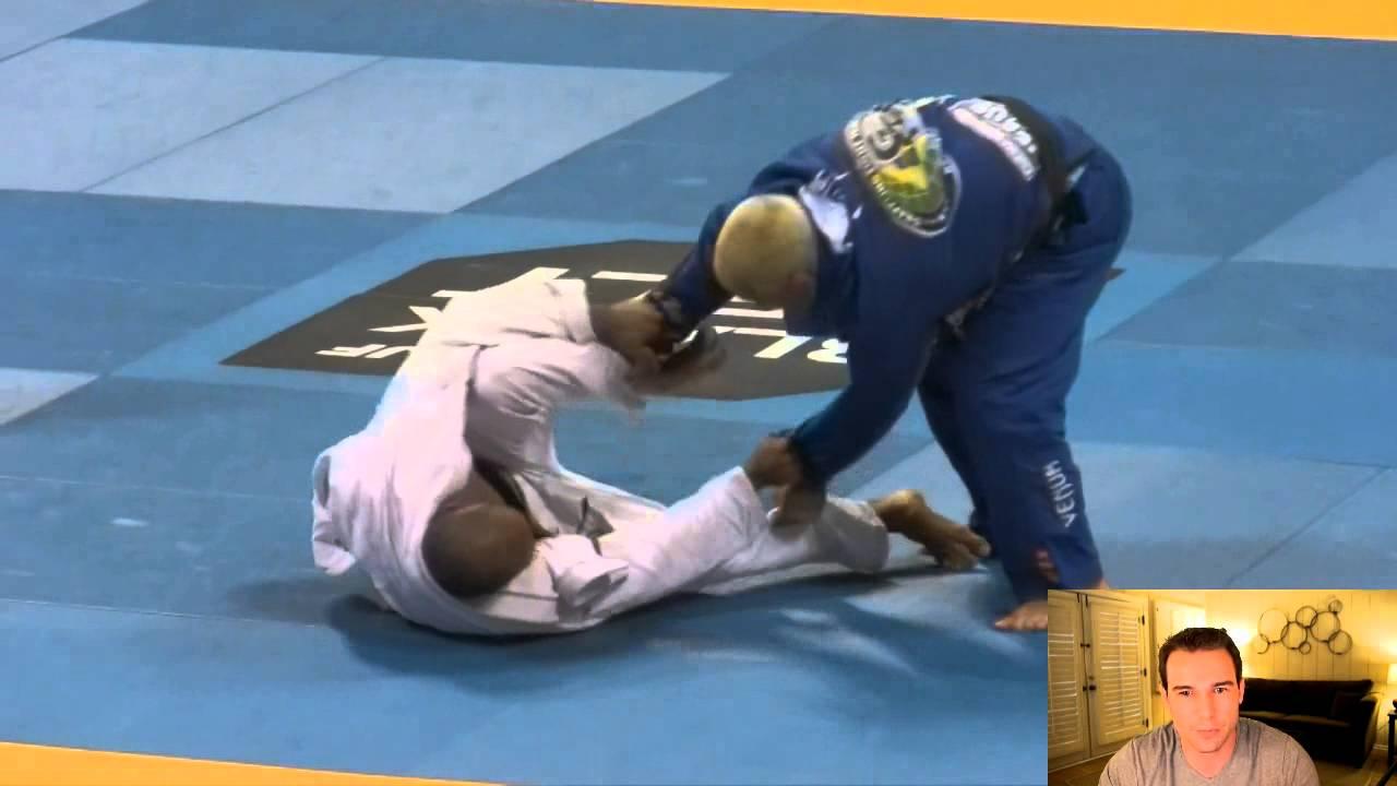 Rodolfo Vieira vs Cobrinha cc Rodolfo Vieira vs