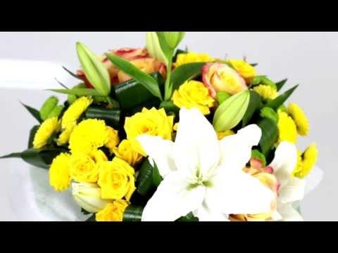 Оригинальные букеты из цветов - UFL / u-f-l.net