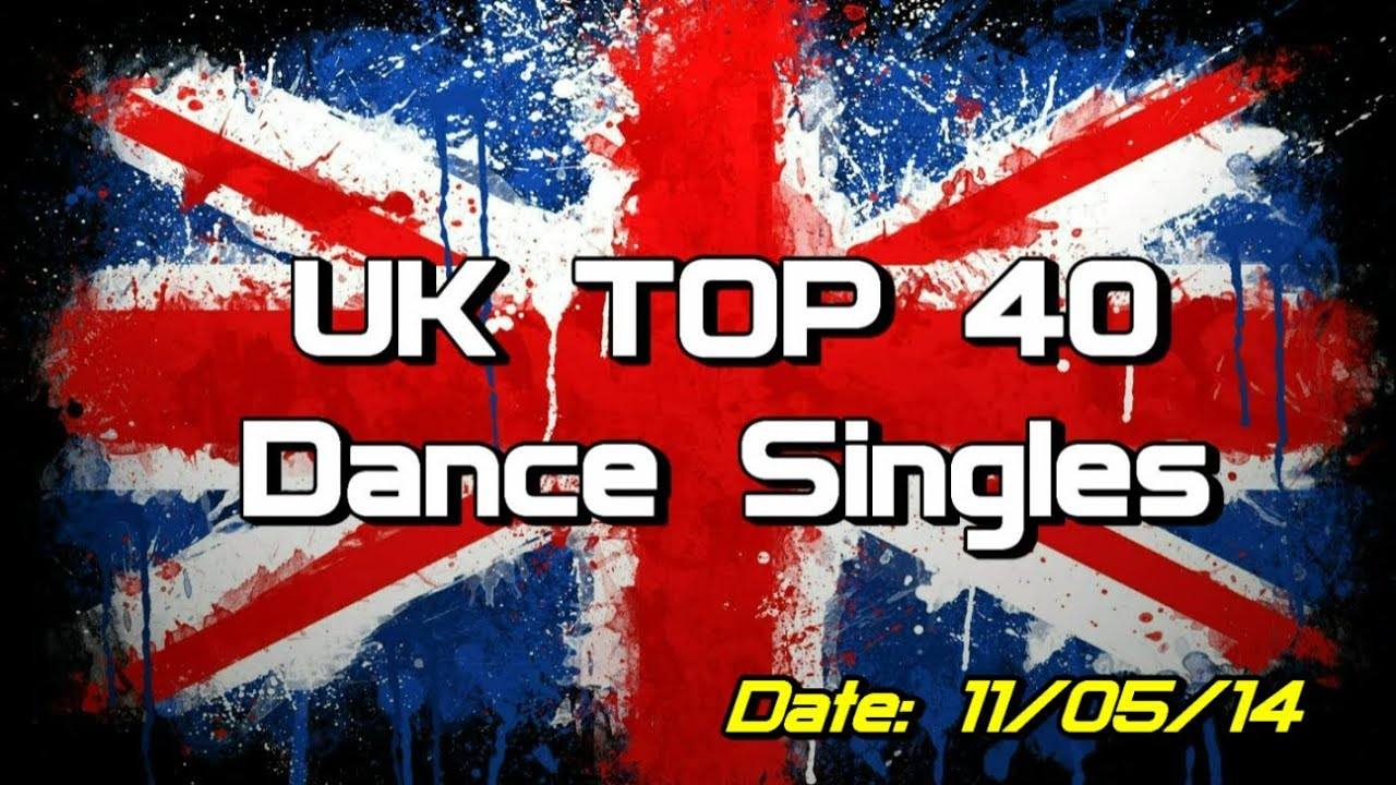top 40 dance tracks uk