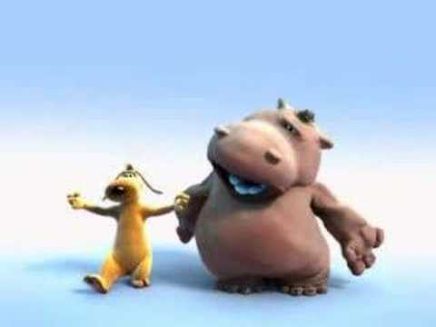 Hippo Jungle Song video