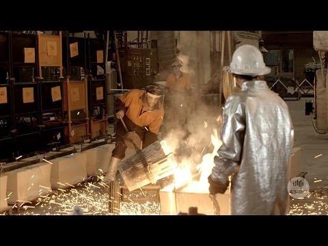 Manufacturing a brighter future: improved aluminium casting