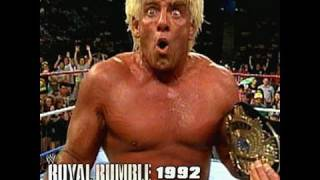 Raw: Royal Rumble Match highlights from 1992