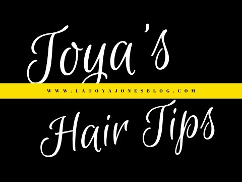 Toya's Hair Tips: 2 Ways To Avoid Getting A Haircut When You Only Want A Trim