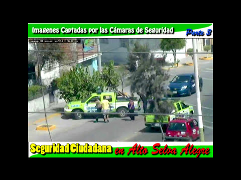 OMAR CANDIA Y LA SEGURIDAD CIUDADANA EN ALTO SELVA ALEGRE PARTE 03