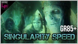 Singularity Speed SpeedFarm Build GR85+