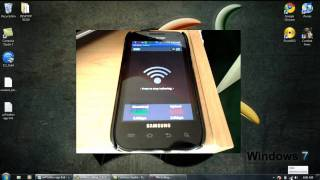 Samsung Fascinate_ How to get FREE Wireless Tether on Rooted Fascinate