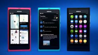 Nokia N9 - Official Video of the Nokia N9 MeeGo Smartphone