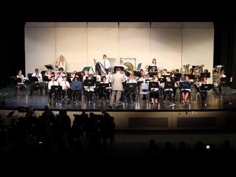 Thurgood Marshall Fundamental Middle School Band 2014