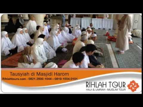 Video paket umroh plus kairo