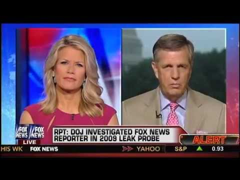 Brit Hume: 'Chilling' Search of Fox Reporter Shows DOJ Treats 'Ordinary News Gathering As Crime'