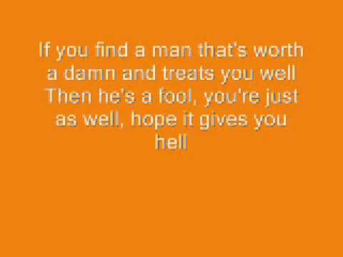 Give You Hell - All American Rejects - With Lyrics
