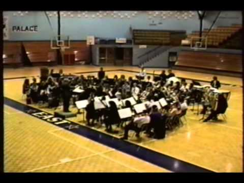 1992 Fall   Sullivan East High School Winter and Christmas Concert