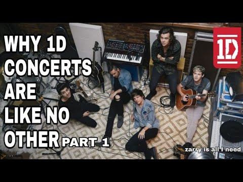 Why One Direction Concerts Are Like No Other (Part 1)